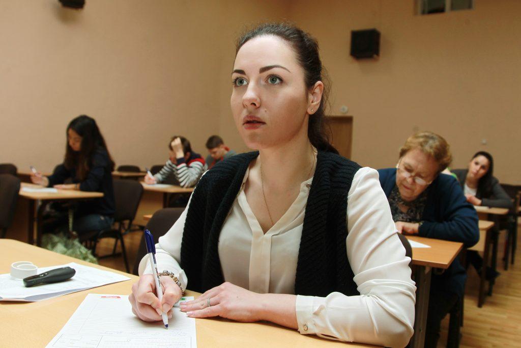 Молодежная палата Рязановского организует «Тотальный диктант» в поселении