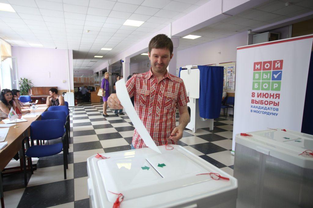 Москва снижает барьеры для участия в выборах мэра. Фото: архив