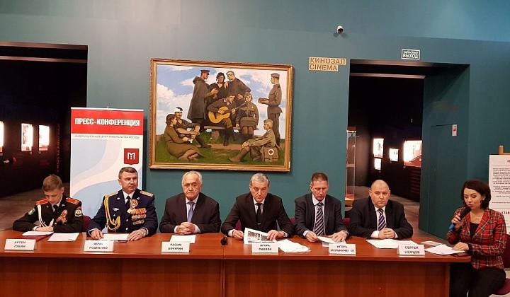 Парад кадетов пройдет в Москве