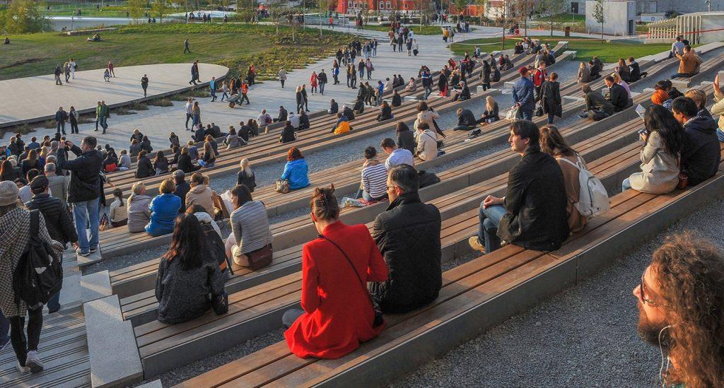 Богатство местных ландшафтов оценили уже сотни тысяч людей. Фото: mos.ru