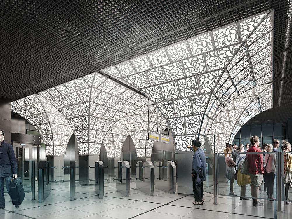 Власти Москвы назвали сроки запуска станции метро «Новопеределкино»
