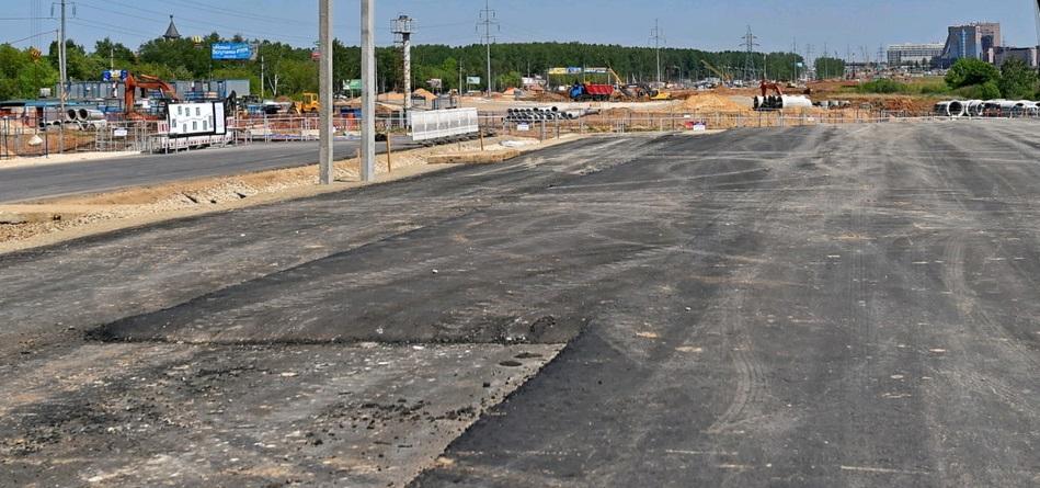 Дорогу от поселка Марьино до станции метро «Саларьево» проложат до конца 2020 года. Фото: сайт мэра и Правительства Москвы