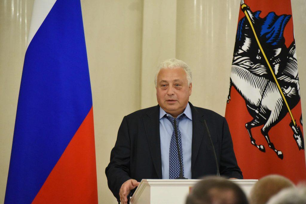 Леонид Печатников, заместитель мэра Москвы по вопросам социального развития