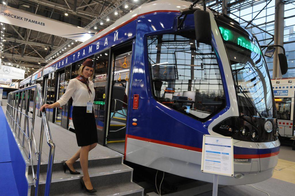 Трамвайная линия свяжет две ветки метро в Новой Москве