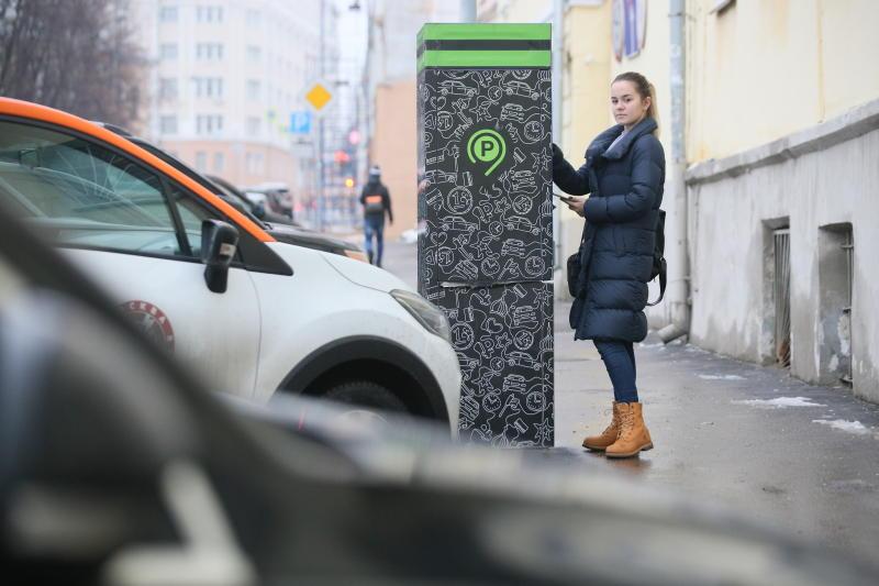 Москвичи смогут воспользоваться бесплатными парковками во время майских праздников