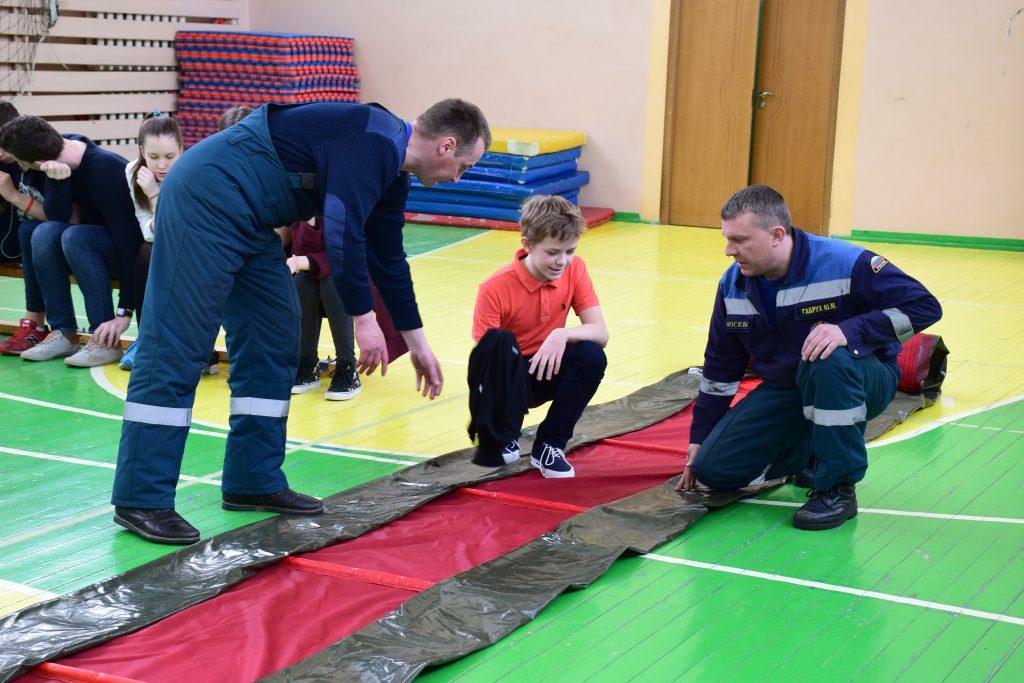 Спасатели новой Москвы рассказали о безопасности на воде в весенний период