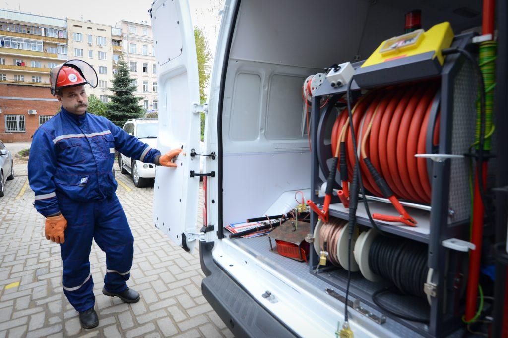 Вдоль Калужского шоссе в Новой Москве проложат кабельные линии электропередачи
