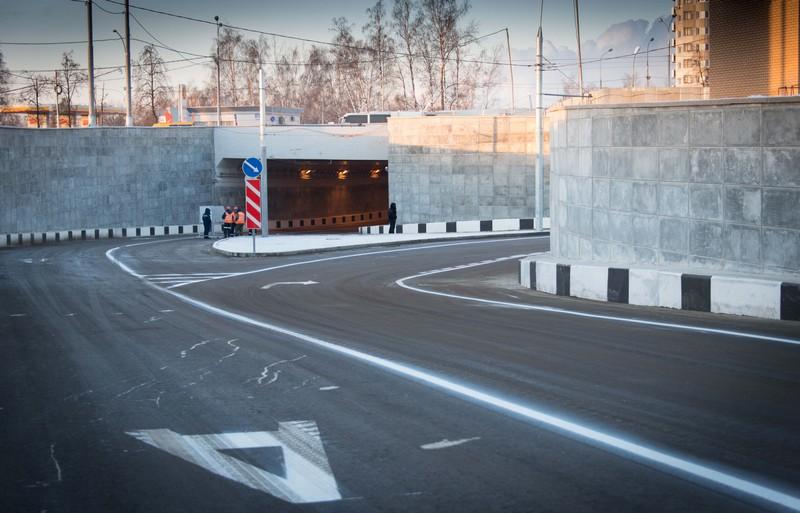 Около 250 километров дорог проложат в Новой Москве к 2023 году