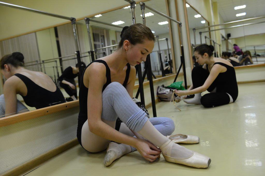 Участники студии танца из Троицка выступили на фестивале. Фото: Наталья Феоктистова, «Вечерняя Москва»
