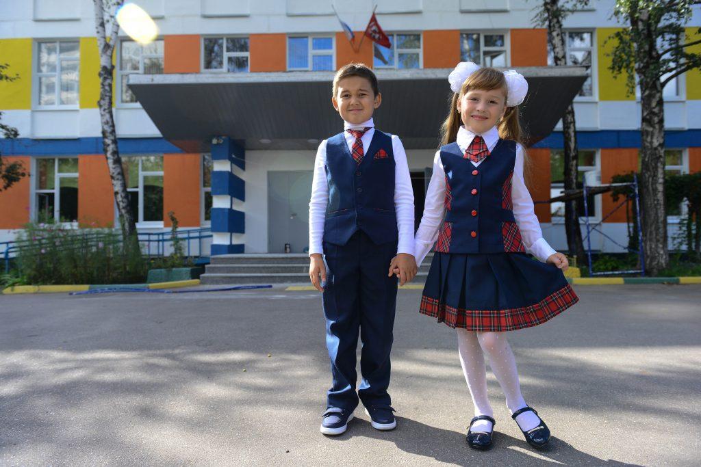 Школу в поселении Московский планируется открыть к началу нового учебного года. Фото: Наталья Феоктистова, «Вечерняя Москва»