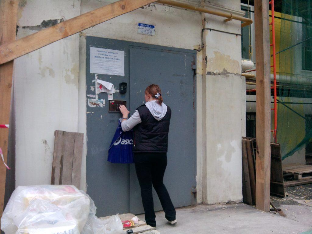 Капитальный ремонт подъездов в Сосенском завершат в конце апреля