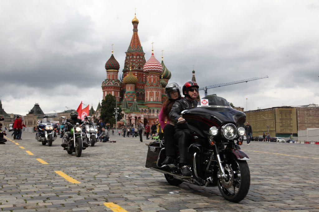 Парад «Железных коней» откроет мотосезон в Москве