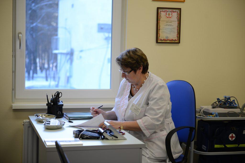 Жители Новой Москвы смогут выбрать лучшего врача. Фото: архив, «Вечерняя Москва»