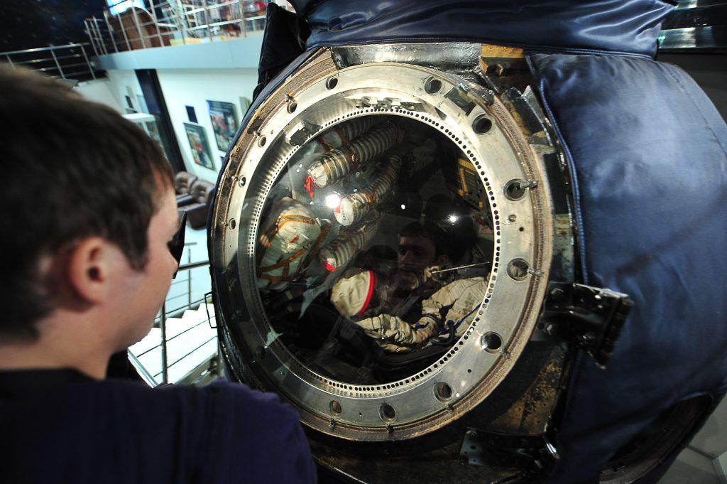 Праздник ко Дню космонавтики пройдет в Московском. Фото: архив, «Вечерняя Москва»