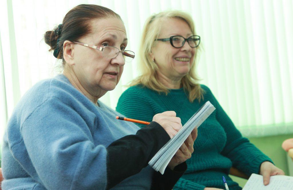Власти Москвы проиндексировали социальные пособия пенсионерам