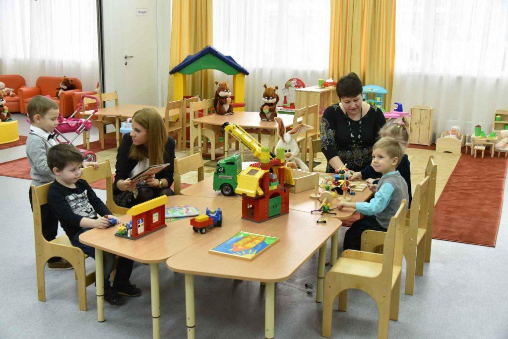 Более 20 детских садов возведут в Новой Москве в 2018-2019 годах