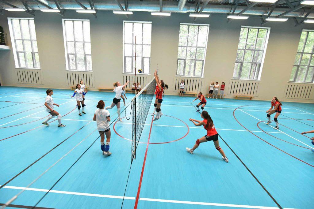 Соревнования по волейболу пройдут во Внуковском