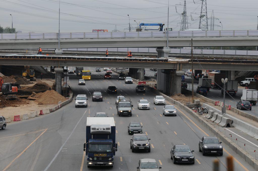 Несколько трасс создадут в Новой Москве
