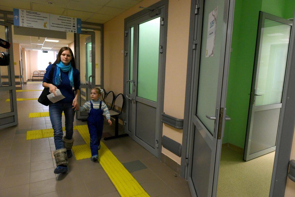 Десять поликлиник построили в Новой Москве с 2012 года. Фото: Владимир Новиков, «Вечерняя Москва»