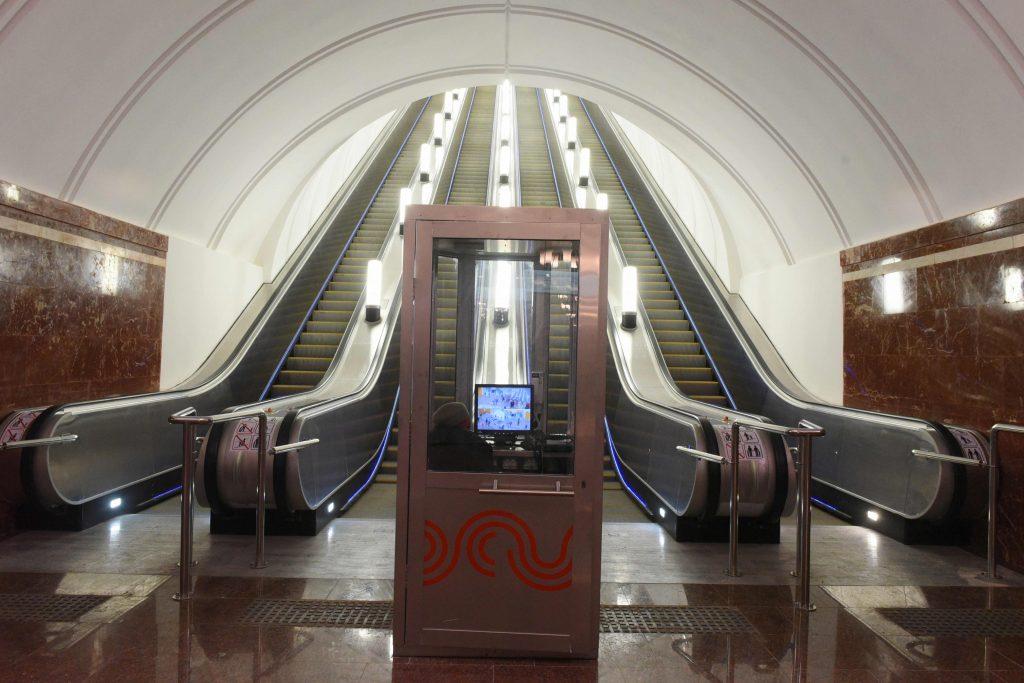 Произведения русских писателей можно будет скачать на станции метро «Рассказовка»