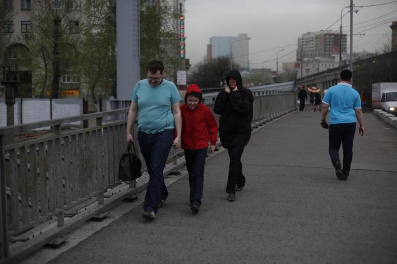 Синоптики предсказали в Москве сильный ветер