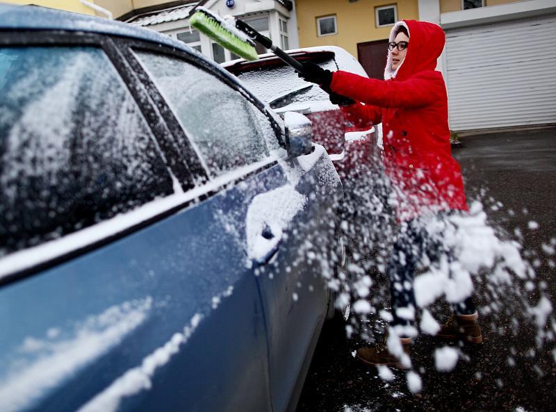 Гидрометцентр предупреждает о снегопаде