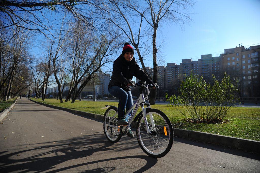 В российской столице разработают нормативы для велосипедистов