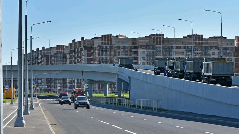 Новую дорогу проложат в Десеновском