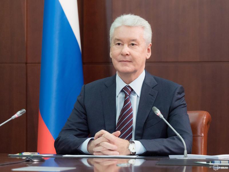 Сергей Собянин сообщил главе государства о росте экспорта московских предприятий за последние 2 года