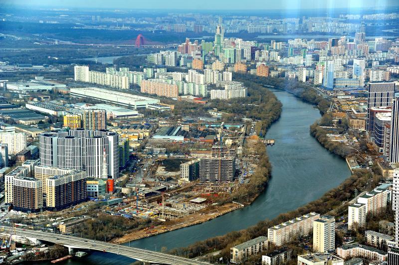 Атмосферное давление в столице приближается к рекордно низким значениям