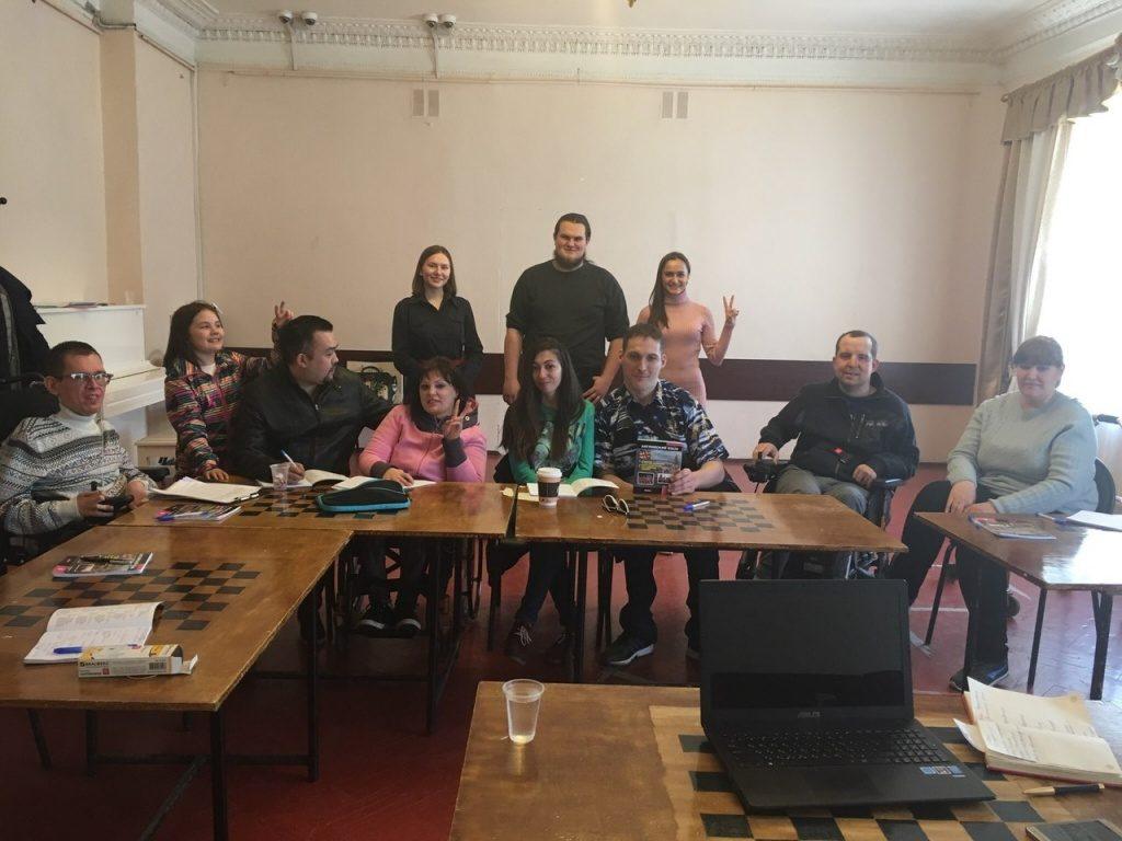 Курсы по изучению английского запустили в Щербинке