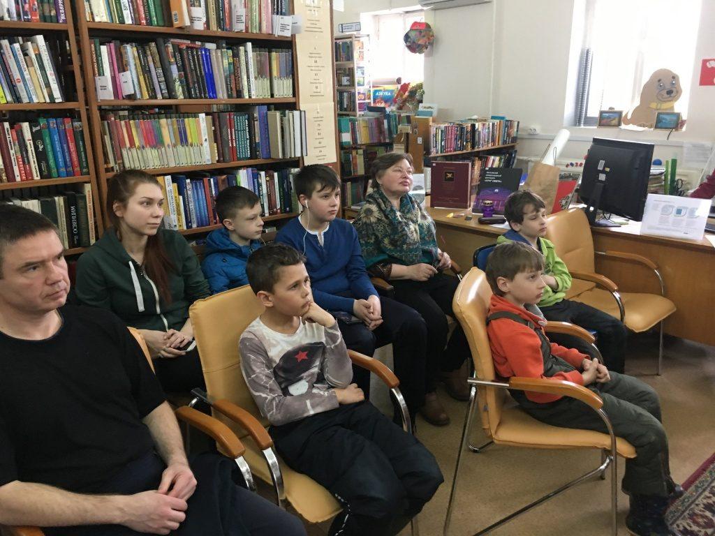 День пожарной охраны России отметят в библиотеке №260