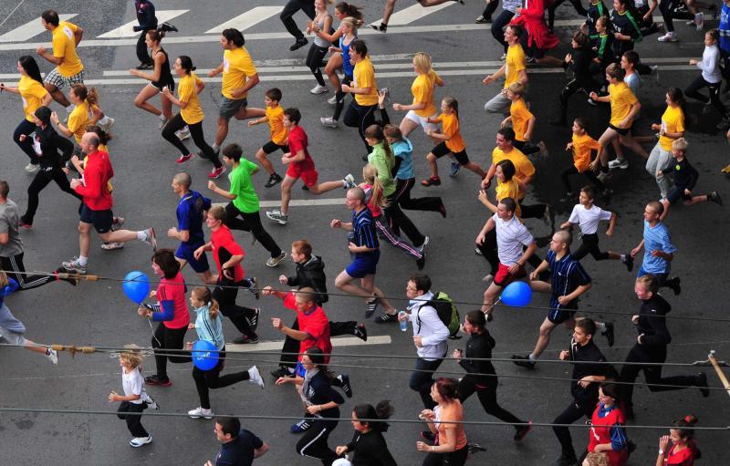 Первомайские выходные порадуют жителей Новой Москвы спортивными состязаниями. Фото: архив