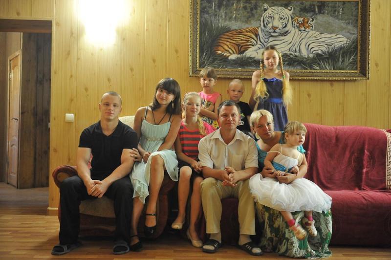 Диспансеризацию в Щербинке прошли более 60 детей