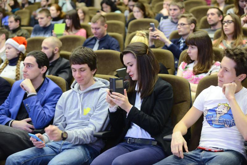 Активисты Молодежной палаты Михайлово-Ярцевского проведут кинопоказ. Фото: архив, «Вечерняя Москва»