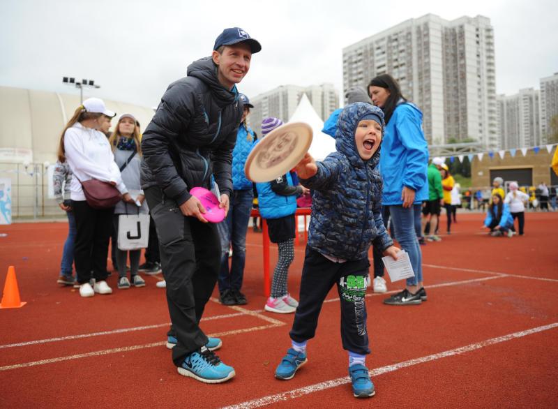 Юные спортсмены из Десеновского примут участие в спартакиаде