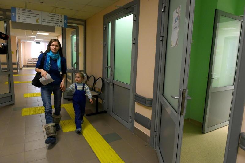 Проект строительства детско-взрослой поликлиники в Щербинке был согласован