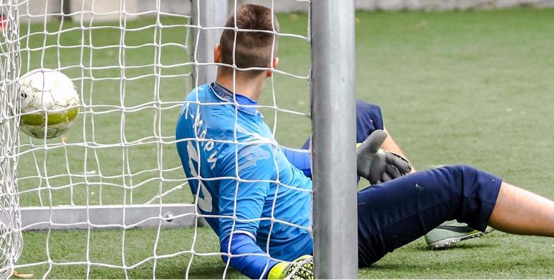 Футболисты Мосрентгена стали призерами «Кожаного мяча»