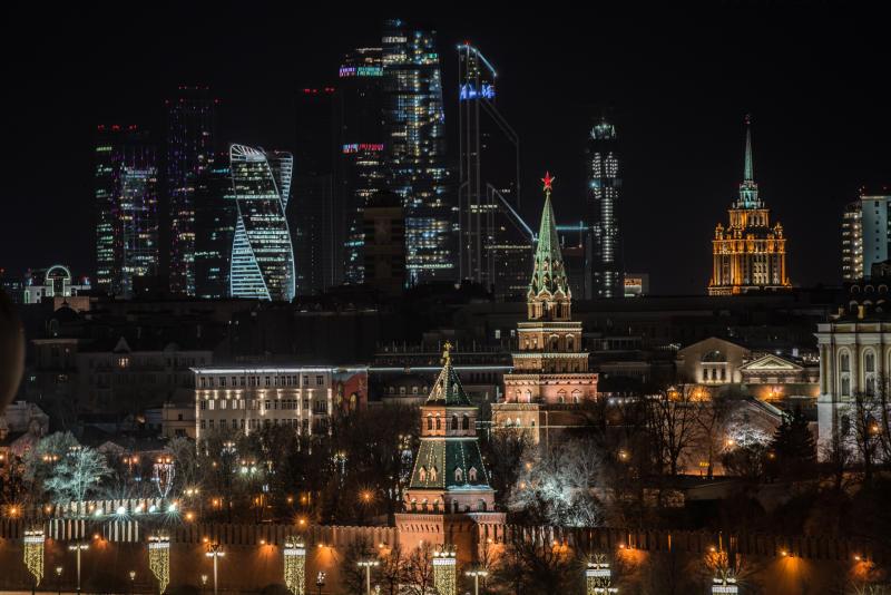 """В ночь на Пасху в Москве осадков не ожидается. Фото: """"Вечерняя Москва"""""""