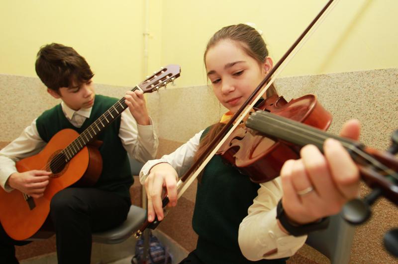 Отчетный концерт проведут в Новофедоровской детской музыкальной школе