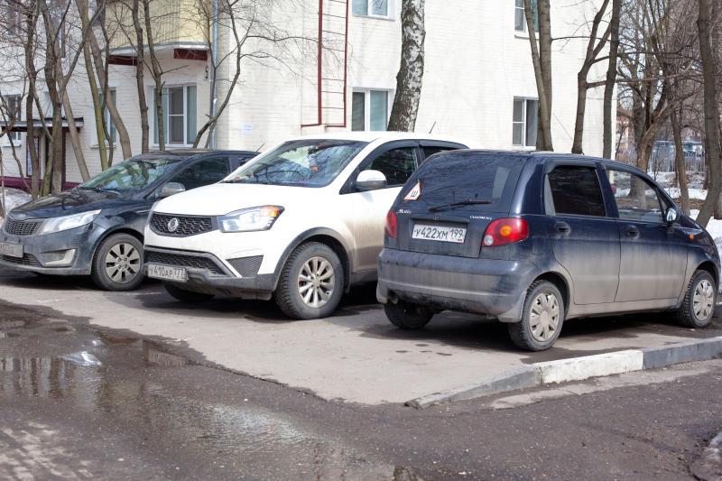 Новая парковка появится в Новофедоровском. Фото: Татьяна Родионова, «Вечерняя Москва»