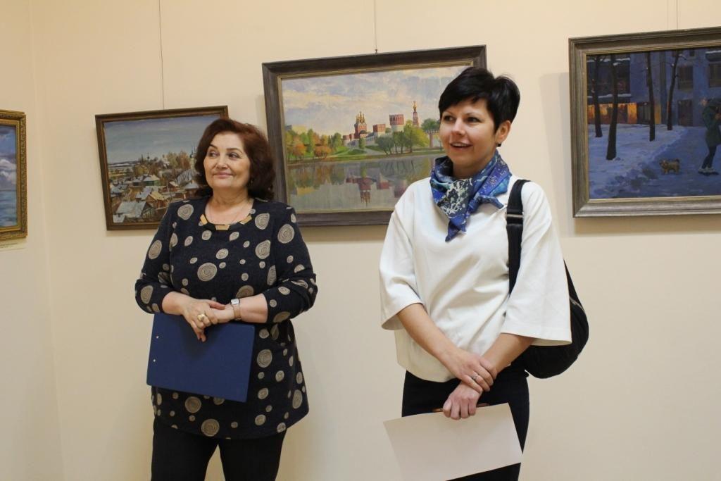 Передвижную выставку открыли в Троицке. Фото: Дом культуры «Воскресенское»