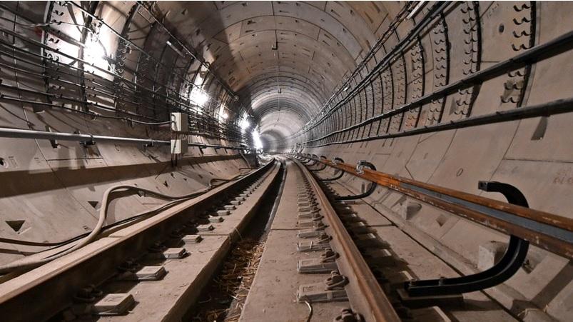 В Москве началось строительство станции метро «Давыдково»