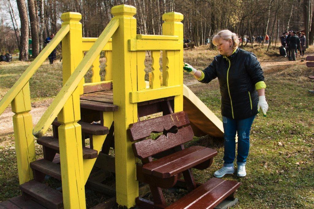 Территорию Внуковского подготовят к летнему сезону