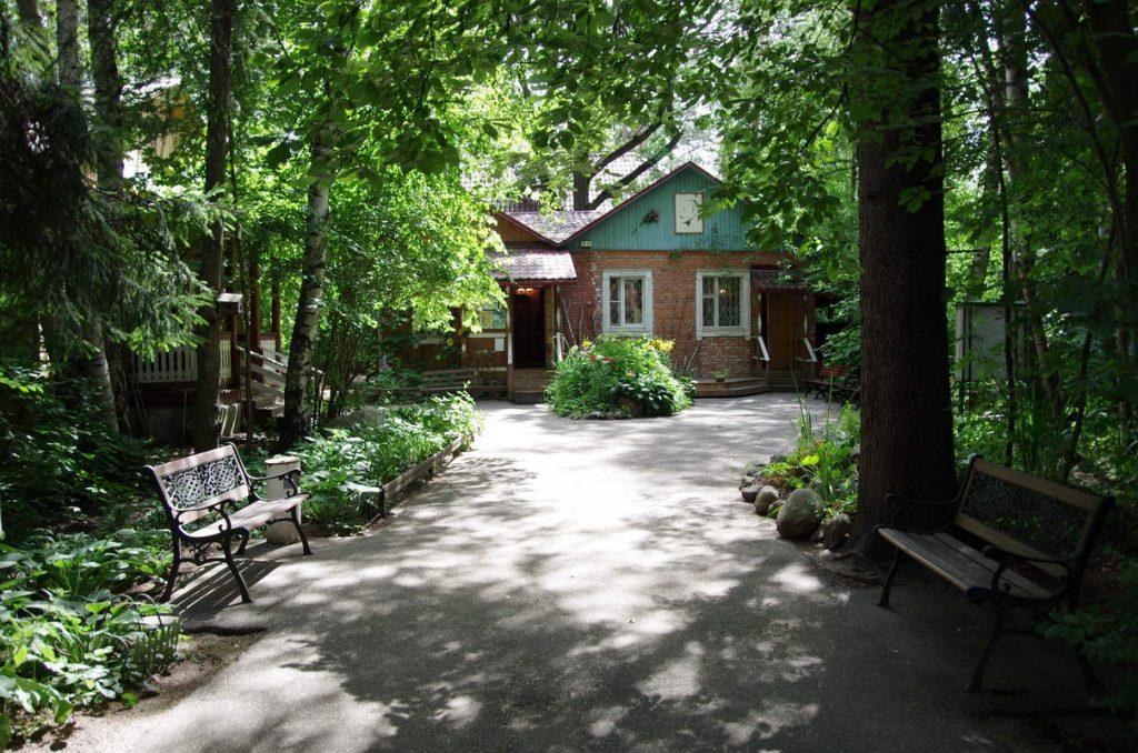 Дом-музей Булата Окуджавы. Фото: сайт культурного учреждения