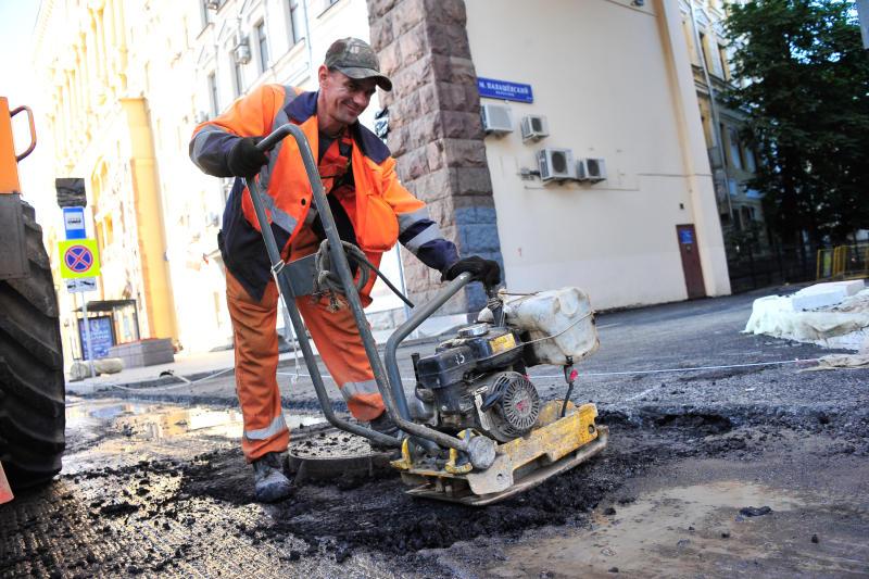 Дороги в Щербинке отремонтируют до начала лета. Фото: архив