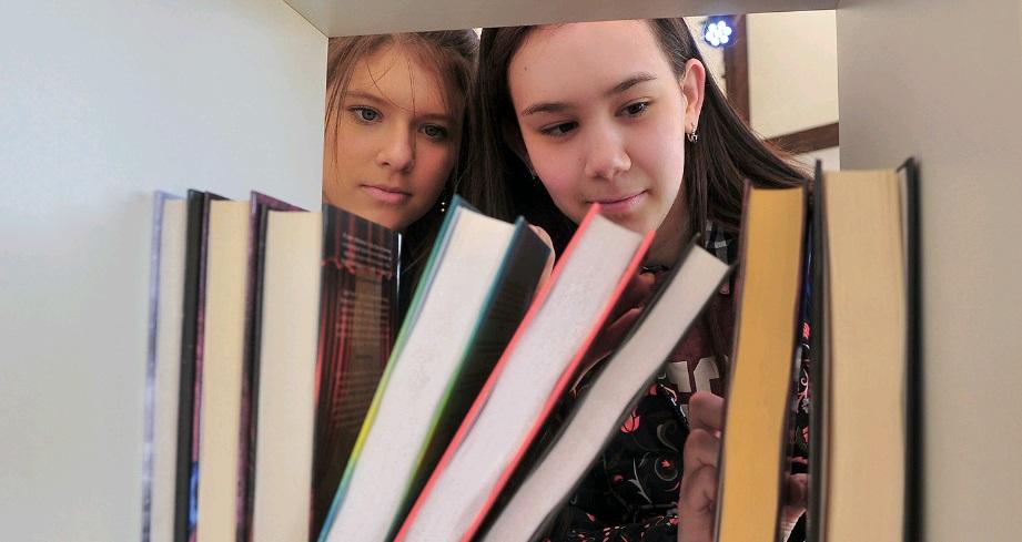 Дом культуры Вороновского провел День открытых дверей в библиотеке