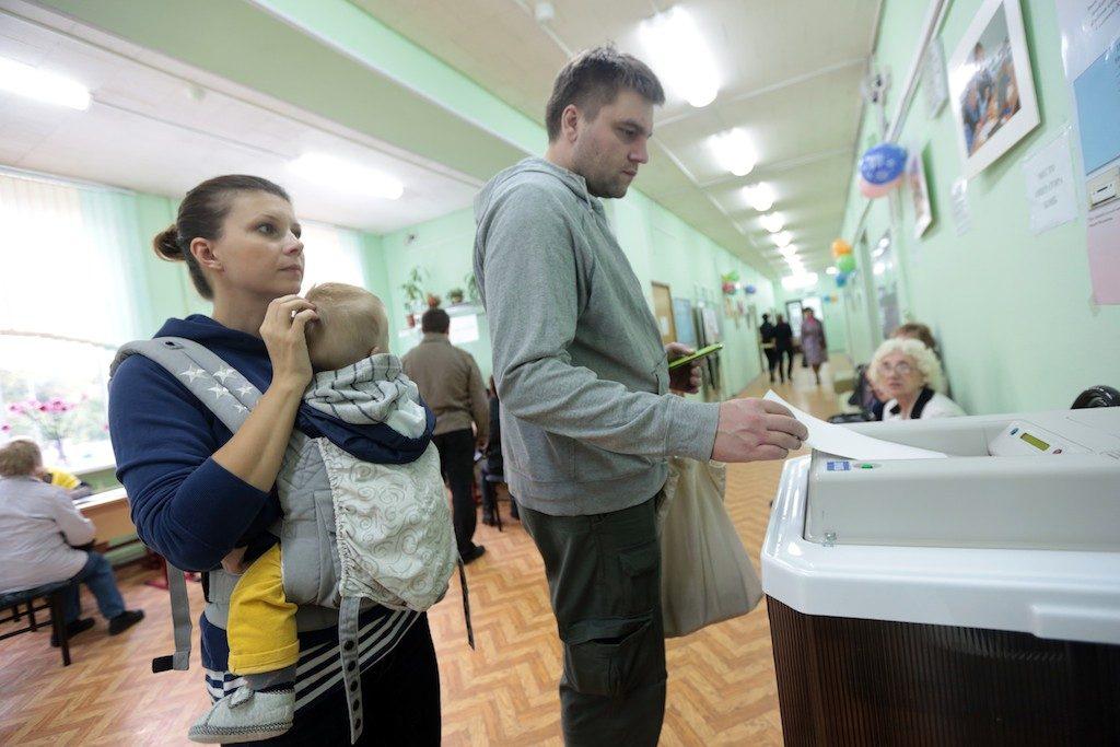 Депутаты МГД поддержали идею создания избирательных участков за пределами Москвы. Фото: архив