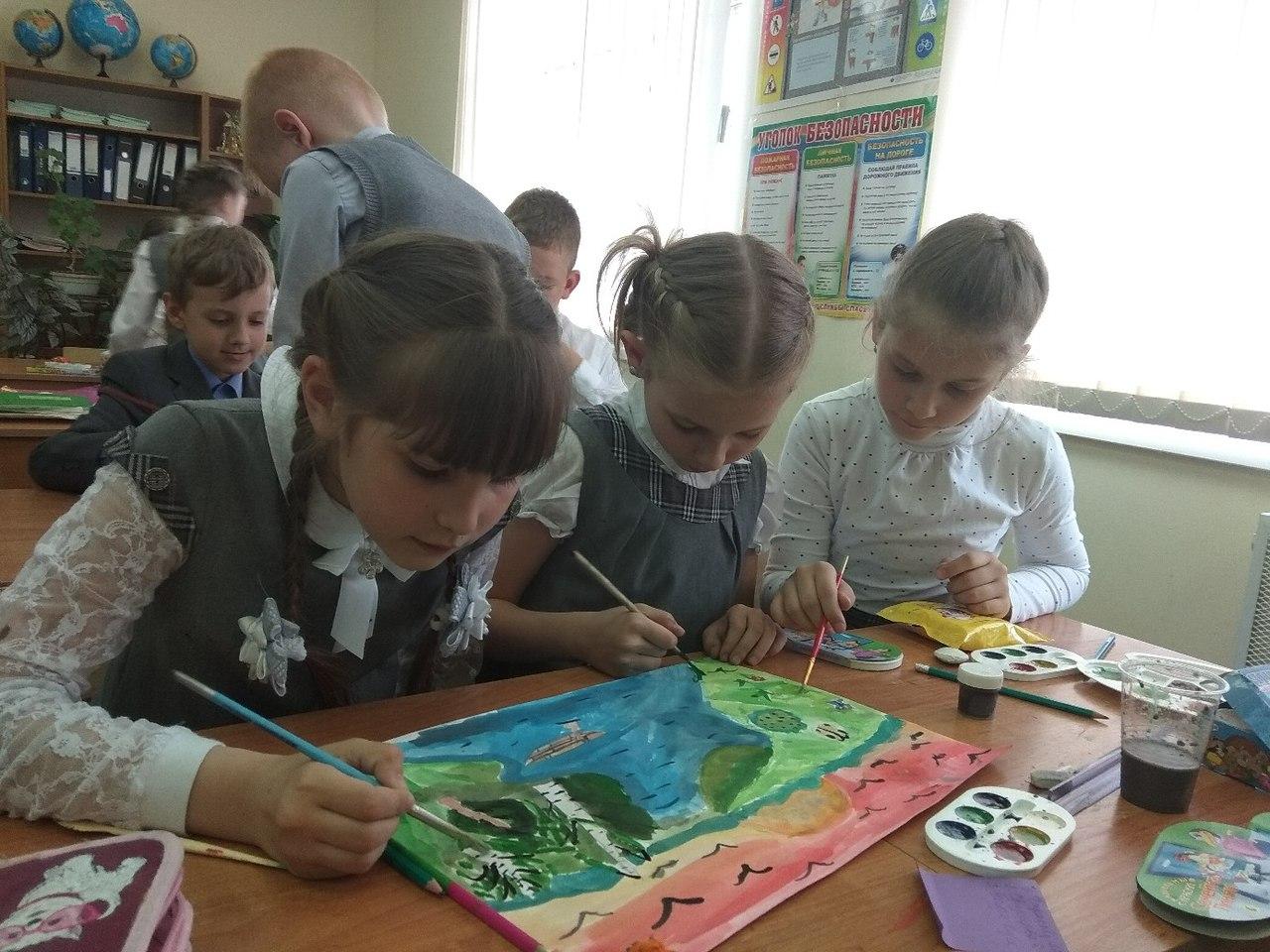 Юные жители Рязановского поучаствуют в создании номера газеты «Новые округа»