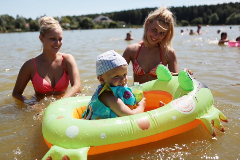 Жителям Новой Москвы напомнили о правилах безопасности на воде